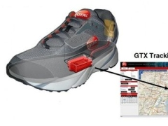 Tracking shoes great for Alzheimer patients who disappear.